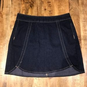 PACSUN size 24 womens jean shirt
